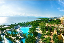珠海海泉湾温泉度假村