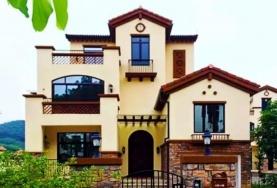 惠州南昆山富力养生谷E区41栋(8房16床)温泉别墅