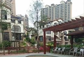 惠州富力养生谷全新多功能伴溪大独栋D38栋.九房16床.八间套房