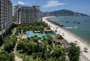 【复仇者回归】惠州海尚湾畔度假酒店399元湾景房,超大阳台浴缸!最近海的酒店,还有巴厘岛风格无边际泳池,别再错过了