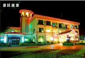 惠州金童子温泉