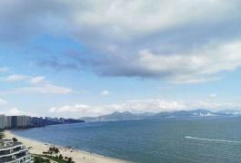 广东第一湾惠州华润小径湾一线海景房双床房9栋2703房