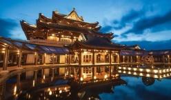 【2020年隆重推出:从都国际庄园1299元豪华房抢购】汉唐风韵,回归自然,值得拥有!