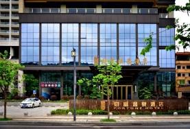 广州新财富温泉酒店