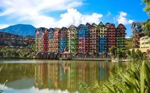 【河源·源城】巴伐利亚美思皇家度假酒店,540元起/套丨山景房(5月)特价