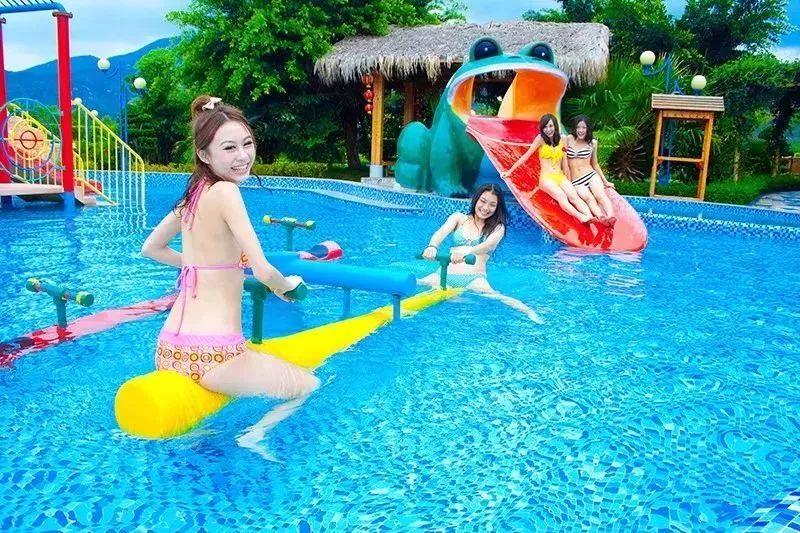 【惠州】海滨温泉旅游度假区
