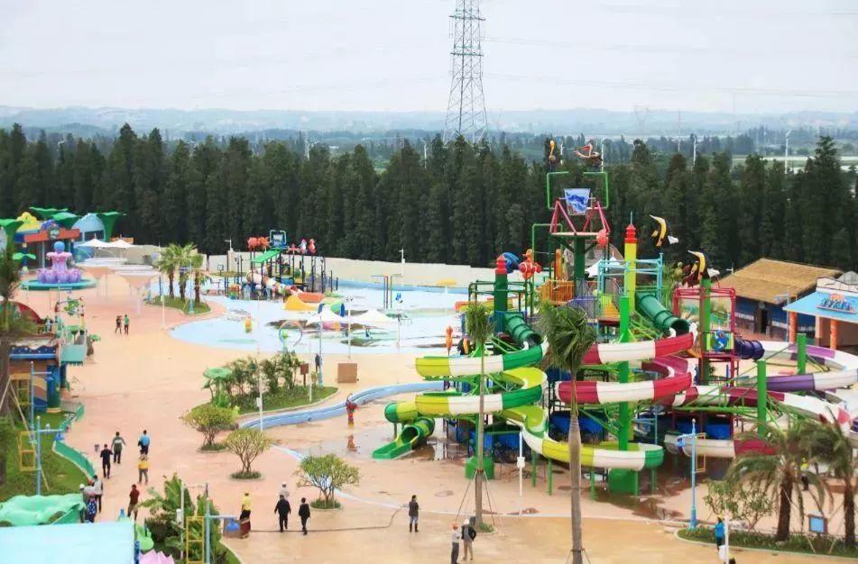 今夏玩水必备~佛山三水绿湖温泉酒店!体验全新亲水房,仅¥699元!