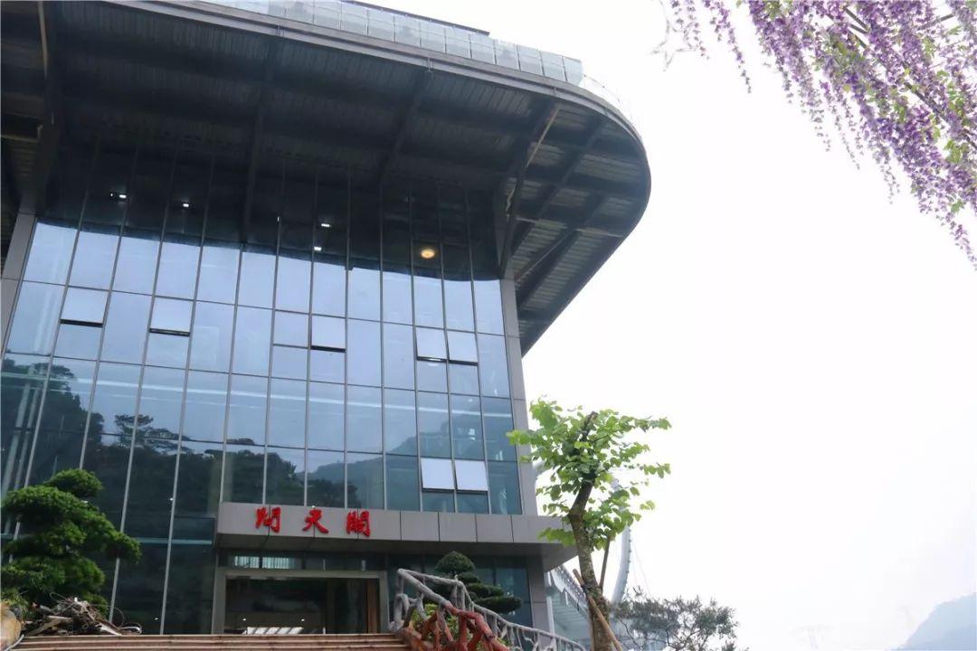 广东唯一天门玻璃悬廊明天开放,佛山出发1.5h可达