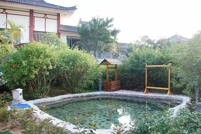 【江门·新会】古兜温泉小镇,300元起/间丨别墅房 即日起-12月31日