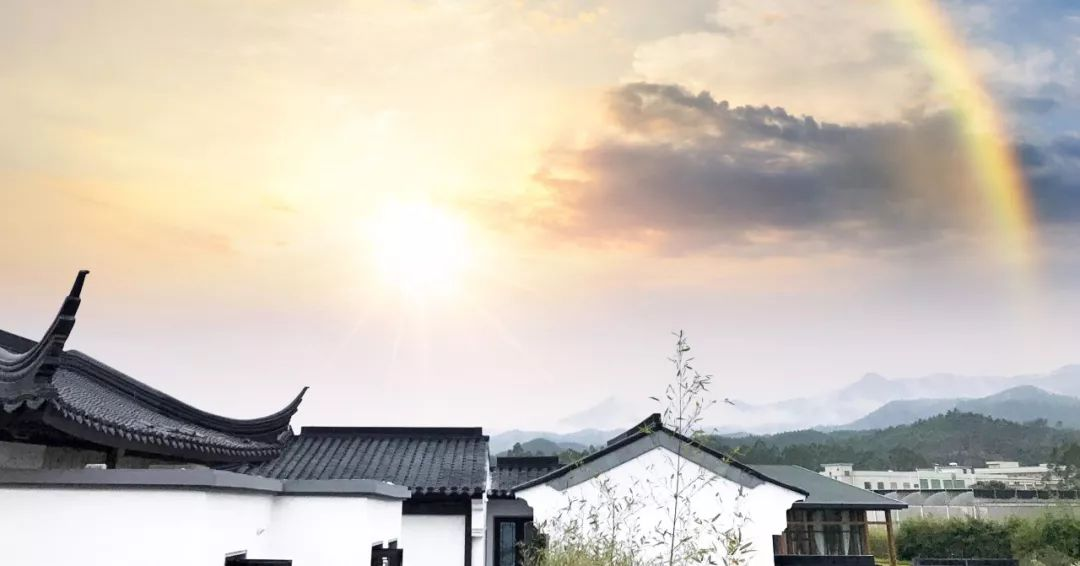 春沐·禾悦庄宛如穿越千年的岭南仙梦