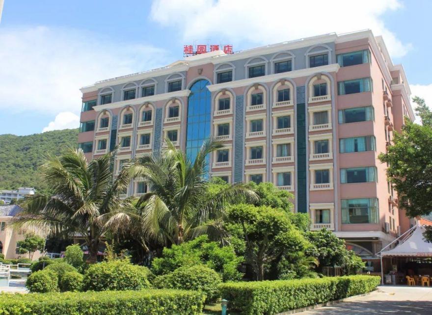 ¥99住台山下川桂园酒店,离沙滩仅百米!平日不加收~整年有效