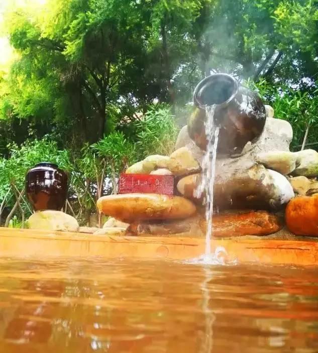 【佛山三水芦苞温泉】浸过长命水,长寿无闭翳!