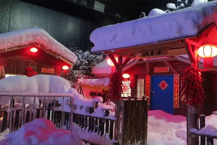广州可以看雪!越美冰雪大世界,感受雪乡美景,打雪仗,看冰雕!