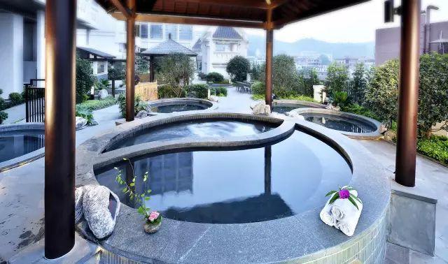 【国庆特价】从化碧泉空中温泉 l 白金五星~品质首选!