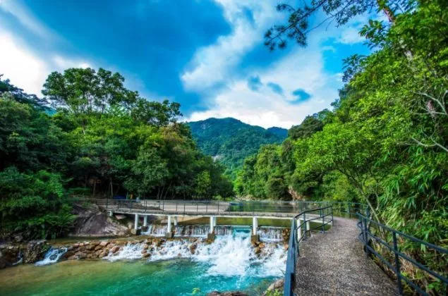 广州增城香江健康山谷温泉别墅房预售抢购
