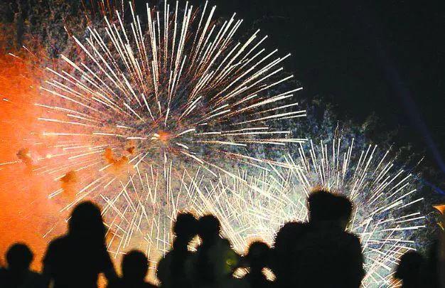深圳国庆期间将举办焰火晚会!献礼新中国成立70周年