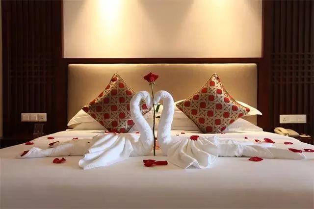 宝晶宫天鹅湖度假酒店,开启曼妙约泡体验,感受茶香四溢的真温泉